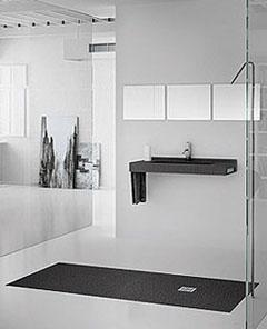 Reformar ba os cuartos de ba os de interiorismo - Fotos platos de ducha ...